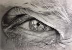 old-man-eye